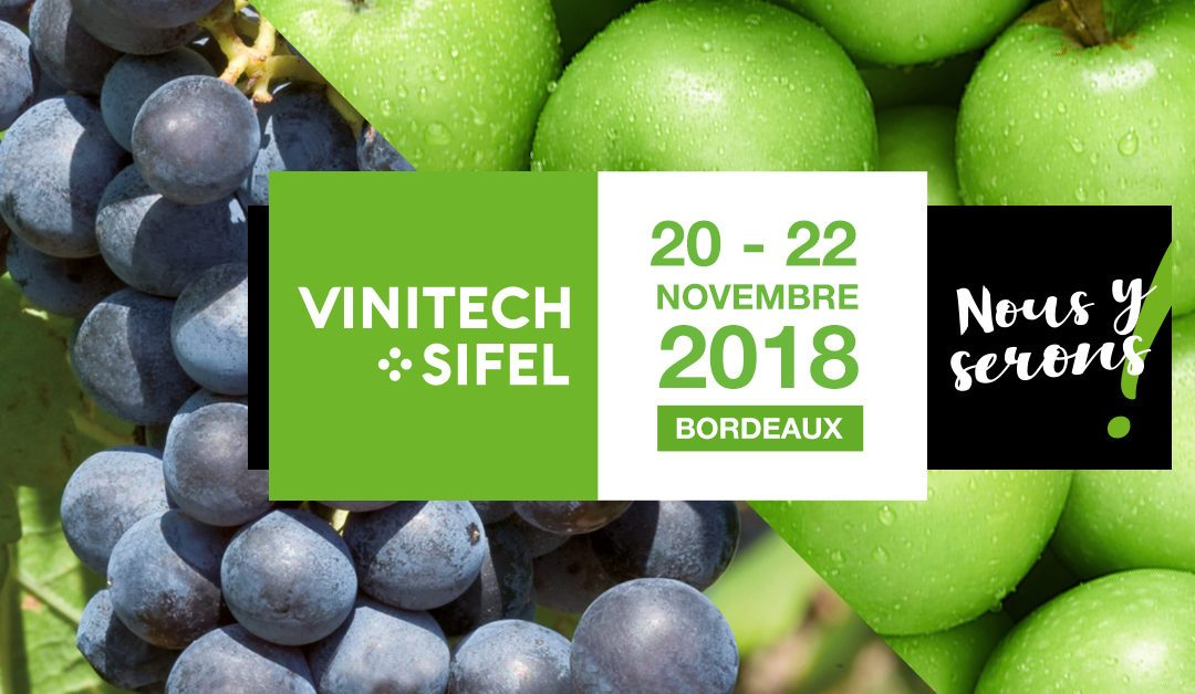 Salon Vinitech – Bordeaux 2018